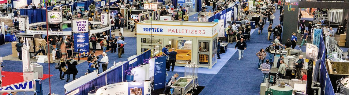 palletizer trade show