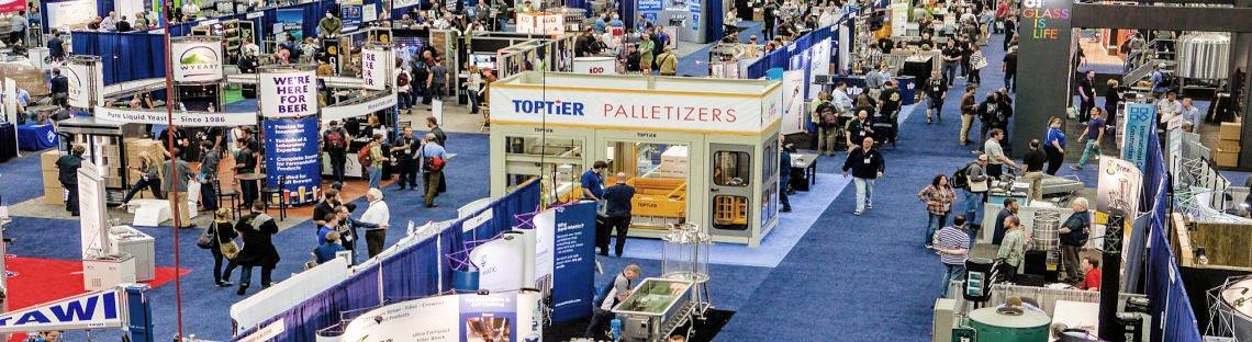 palletizer trade show