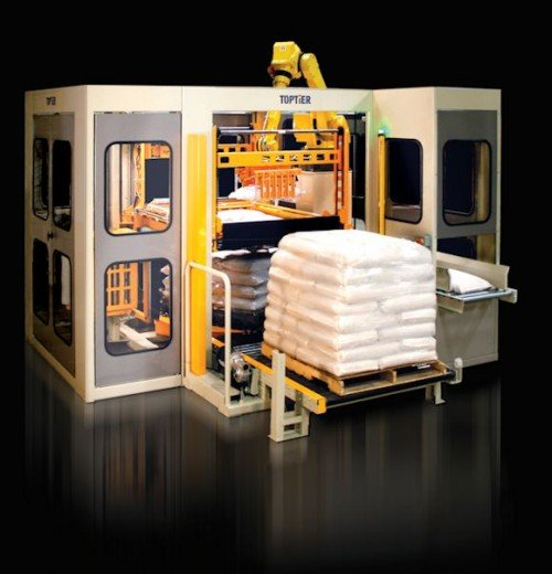 palletizer robot robotic