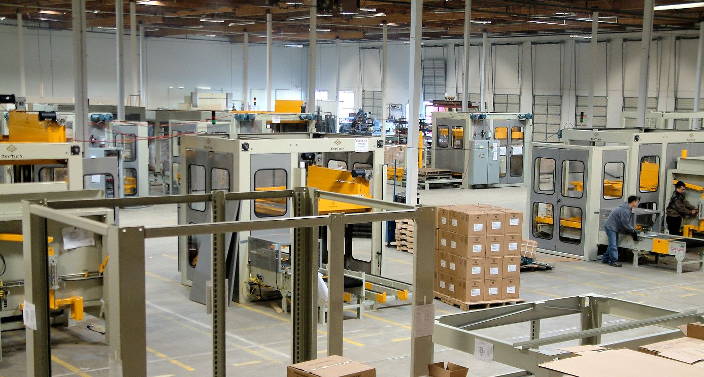 toptier assembly floor